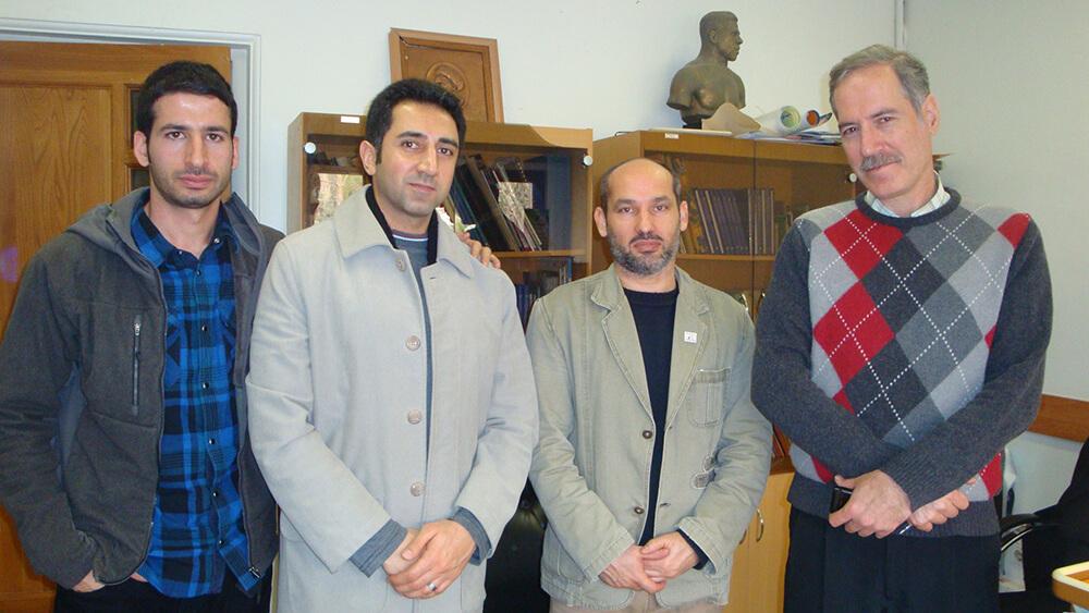 سید داود حسینی ری